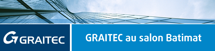 GRAITEC au Salon Batimat 2009