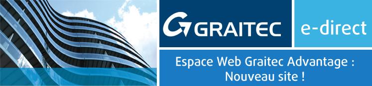 Espace Web Graitec Advantage : Nouveau site !