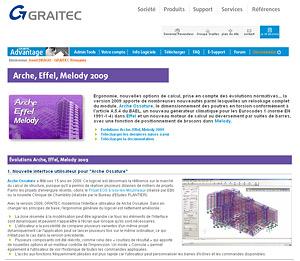 GRAITEC Advantage: Actualités Produits