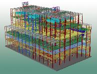 Structură industrială - Profesional Construct Proiectare (România)