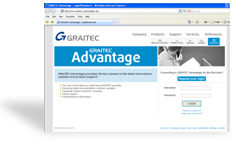GRAITEC Advantages: forum online