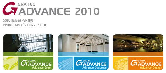 GRAITEC Advance: Produse