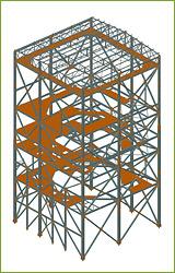 Proiectul lunii aprilie 2010 - INSTALAŢIE DE DESULFURARE A GAZELOR DE ARDERE a Centralei Electrice Rovinari