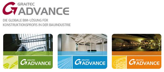 GRAITEC Advance: Produkte