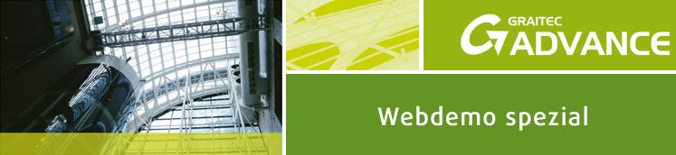 Webdemo: DELTA präsentiert Advance Steel - Projekt