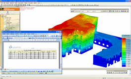 Advance Design: EN1998 - Storey drift verification