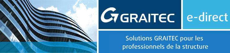 Solutions GRAITEC pour les professionels de la structure
