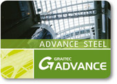 Advance Steel : applicatif AutoCAD® professionnel pour la conception de structures métalliques et la production automatique de plans de fabrication