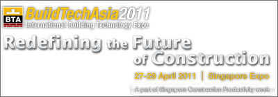 GRAITEC at BuildTechAsia2011 - International building Expo