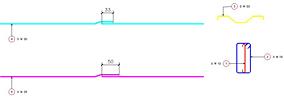 Advance Concrete - Nouveau style de représentation pour les barres