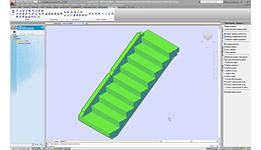 Comment ferrailler un élément provenant d'un autre logiciel dans Advance Concrete