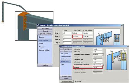 Controlul şi urmărirea eficientă a reviziilor pe parcursul realizării unui proiect utilizând ADVANCE Steel