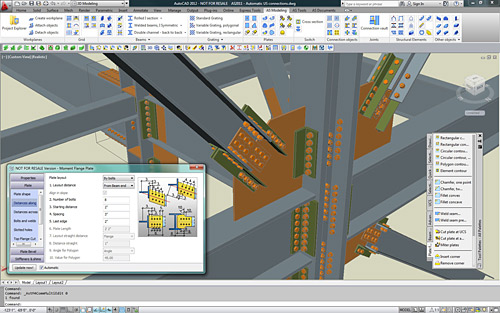Advance compliant with AutoCAD® 2012 and AutoCAD Architecture 2012