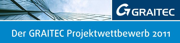 GRAITEC Newsletter August 2011 - Der GRAITEC Projektwettbewerb 2011