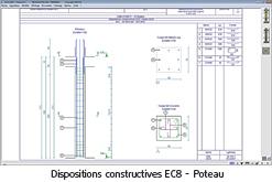 Arche 2012 - Disposition constructive à l'Eurocode 8