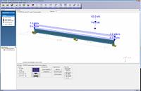 Konstruktion eines Balkons mit Advance Steel - Teil 1 (Modellierung)
