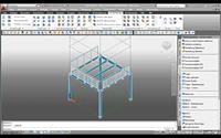 Konstruktion eines Balkons mit Advance Steel - Teil 2 (Stücklisten/Werkstattzeichnungen)