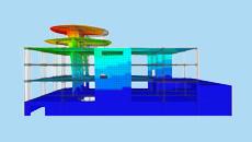Proiect Advance Design: Zonă de agrement şi sport