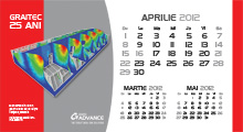 Calendar GRAITEC România 2012