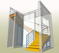 Découvrez la solution BIM innovante de CAO pour l'étude et la conception des structures métalliques