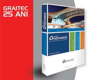 GRAITEC lanseaza versiunea ADVANCE 2012