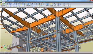 GRAITEC - Advance Steel: Multiplatform Steel Detailing Software