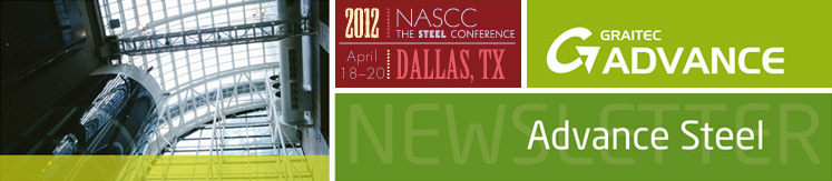 GRAITEC Advance Steel - NASCC 2012