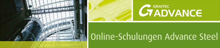 Online-Schulungen Advance Steel