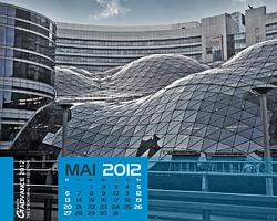 Téléchargez les fonds d'écran GRAITEC pour le mois de mai 2012
