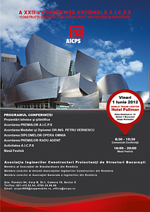 A XXII-a Conferinţă Naţională AICPS