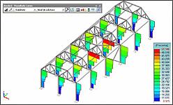 Advance Design 2012: modul pentru dimensionarea elementelor din lemn