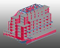 Proiect Advance Concrete: Extindere, etajare clădire S+P+6E+M