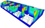 Proiect Advance Design: Mansardă din lemn pentru bloc de locuinţe