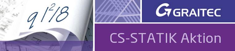 GRAITEC: CS-STATIK Aktion