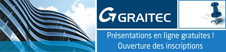 GRAITEC Présentations en ligne en Septembre