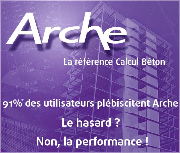 Arche 2012 - La référence Calcul Béton