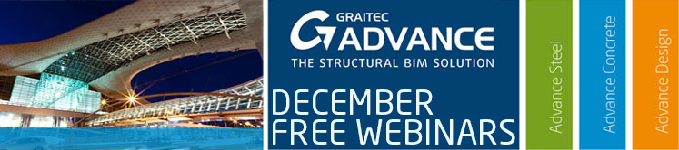 BIM GRAITEC ADVANCE December 2012 webinars