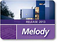 Melody : logiciel de calcul de charpentes métalliques et de dimensionnement d'assemblages