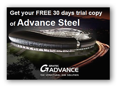 Test Advance Steel for free!