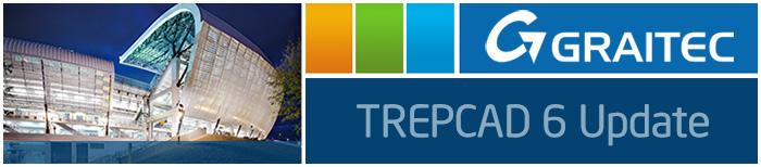 Neues Update zu TREPCAD 6 verfügbar