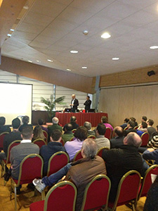 Successful Advance Steel 2013 User Day in Italy