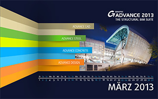 Download GRAITEC wallpaper for March