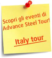 Advance Steel 2013 Tour