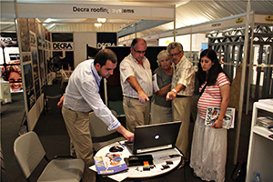 GRAITEC solutions showcased in Mozambique