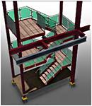 Schnell und effizient erstellen Sie mit Advance Steel ein präzises 3D-Modell