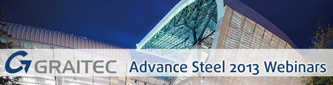 Advance Steel Webinars