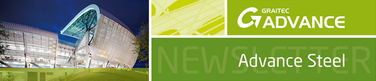 Advance Steel - Iulie 2013 Newsletter