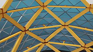 Advance Steel Project: CAPITAL GATE ABU DHABI