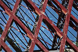 Advance Steel Projetto: MAISON DU VOLCAN