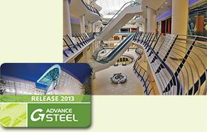 Proiect realizat cu Advance Steel: Bulgaria Mall, Sofia, Bulgaria